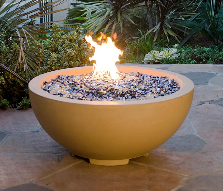 Fire Pits and Fire Bowls from So Cal Fire Pits