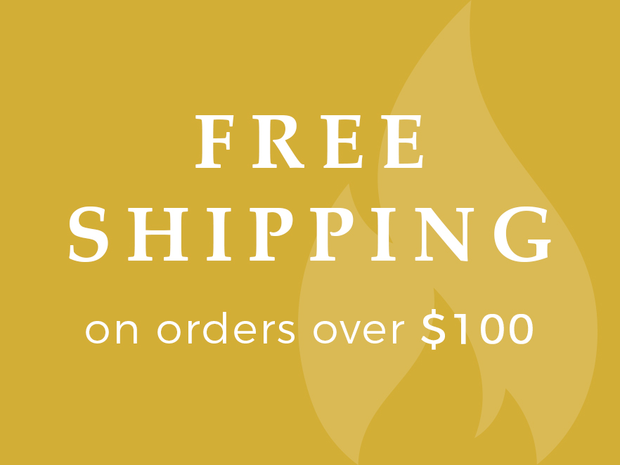 Free Shipping from SoCal Fire Pits off
